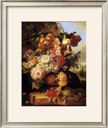 Stately Garden I Posters by John Wainwright