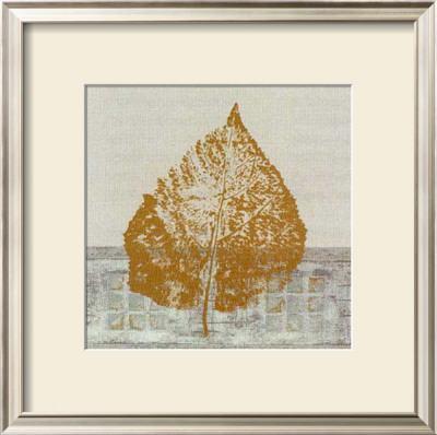 Golden Leaves II Posters by S. Hadley