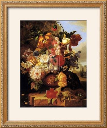Stately Garden I Prints by John Wainwright