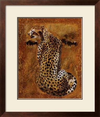 Panthere Art by Olga Ilic