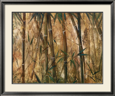 Bamboo Forest II Posters by  Judeen