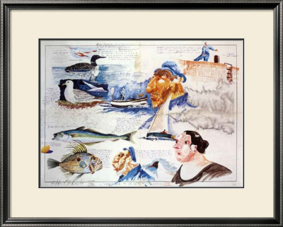 Raz de Sein Prints by Gildas Flahault
