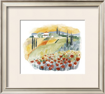 Summer in Italy I Prints by M. Reiss