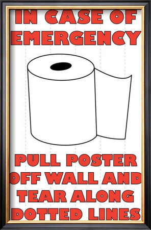In Case of Emergency II Posters by Russ Lachanse