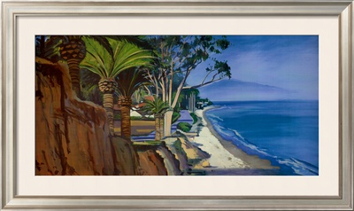 Butterfly Beach Posters by Hank Pitcher