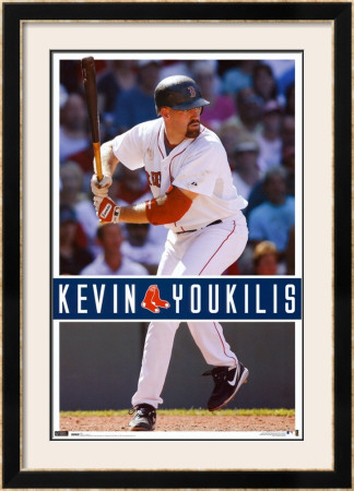 Boston Red Sox - Kevin Youkilis Posters