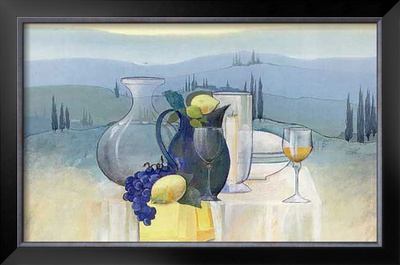 Still Life in Toscana II Posters by Heinz Hock