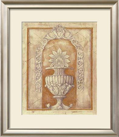 Decorative Urn II Art by Alexandra Bex