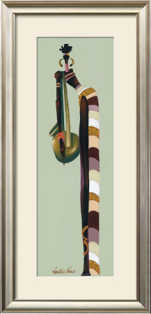 Waterbearer I Prints by Maurice Evans