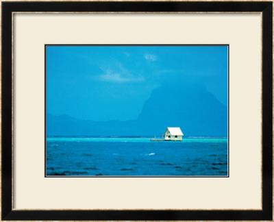 Bora Bora Posters by Gilles Martin-Raget
