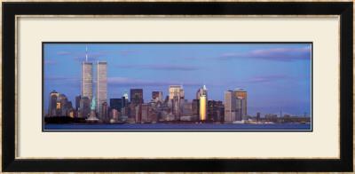 New York, New York Print by Jerry Driendl