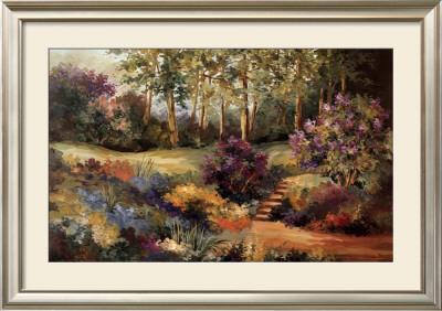 Lilac Time II Prints by Alix Stefan