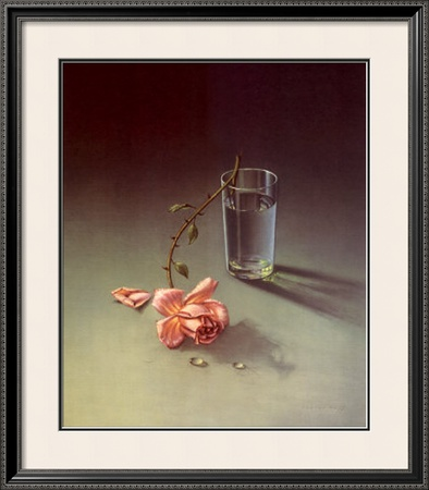 Weeping Rose Posters by Vladimir Tretchikoff