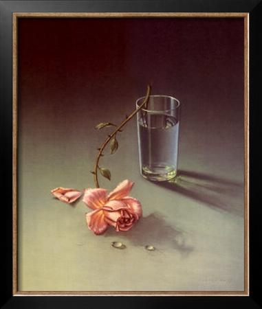 Weeping Rose Prints by Vladimir Tretchikoff