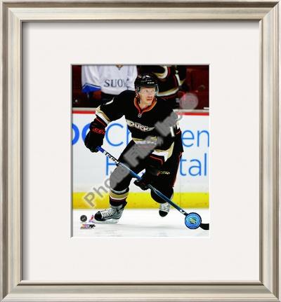 Saku Koivu 2009-10 Framed Photographic Print