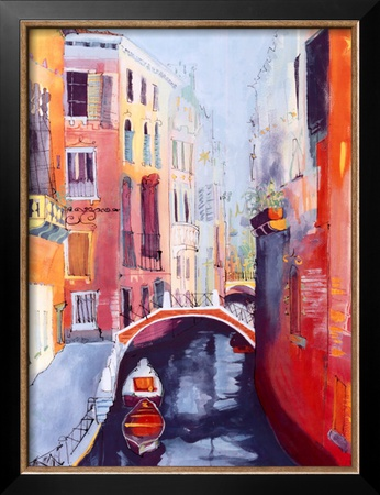 Venice Prints by Nicola Russell