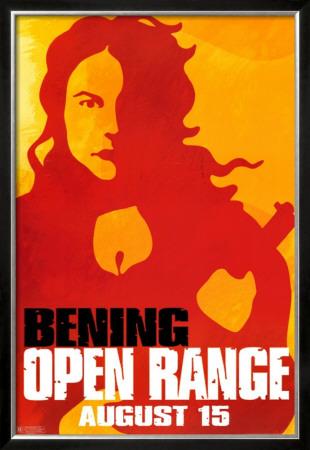 Open Range Posters