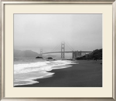 Golden Gate Bridge II Prints by Bradford Smith