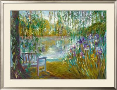 Spirit of the Garden I Prints by Mary Dulon