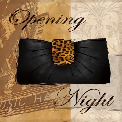Opening Night Art by Carol Robinson