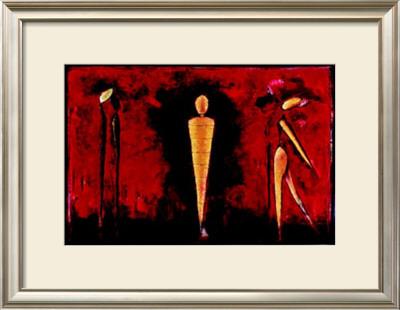 M-4 (Red) Art by Heinz Felbermair