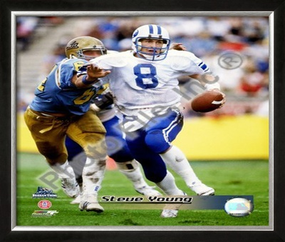 Steve Young Framed Photographic Print
