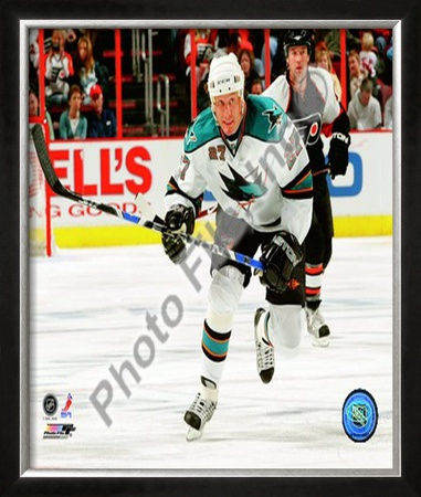Jeremy Roenick Framed Photographic Print