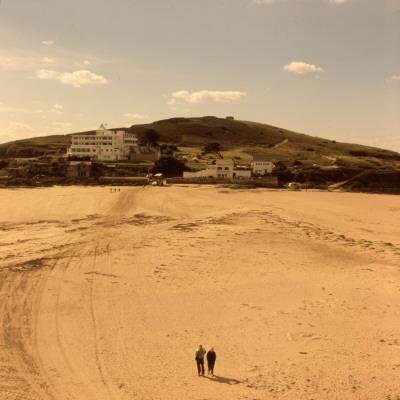 Burgh Island Beach, Devon Photographic Print by Vanessa Wagstaff