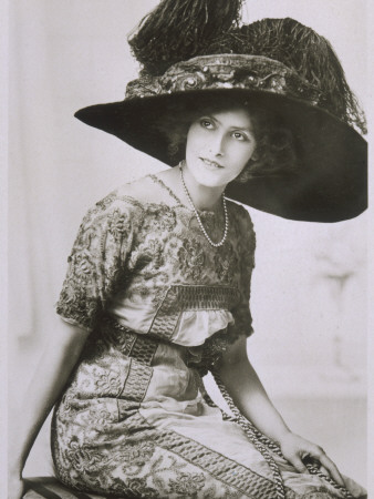 Phyllis Le Grand, Actress Photographic Print