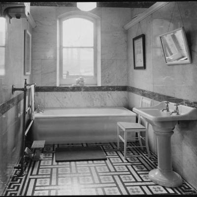 Doulton Bathroom Suite Photographic Print