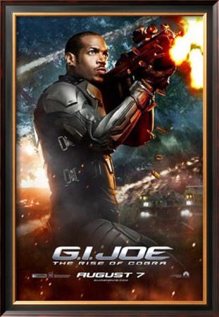G.I. Joe The Rise Of Cobra Print