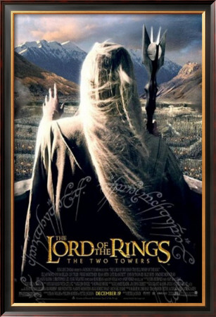 Lord Of The Rings: Return Of The King Poster