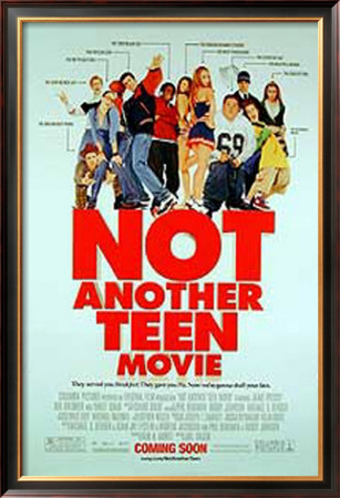 Not Another Teen Movie Posters