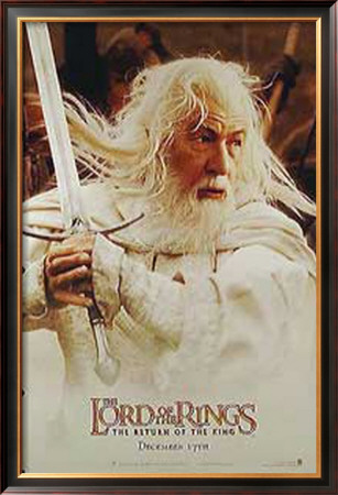 The Lord Of The Rings: The Return of the King Art