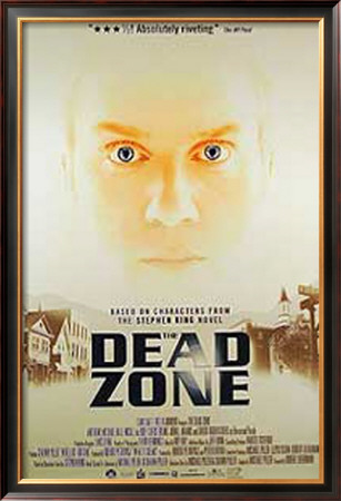The Dead Zone Posters