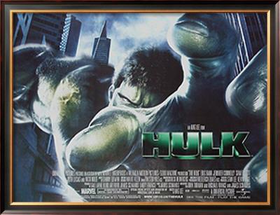 The Hulk Prints