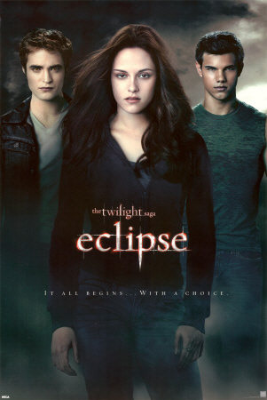 Twilight-Eclipse Plakát