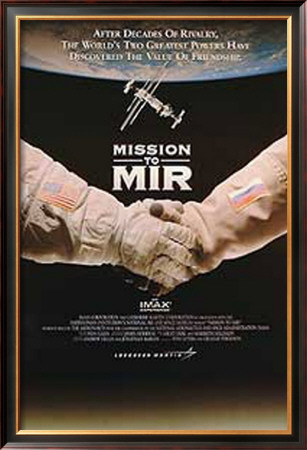 Mission To Mir Posters