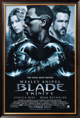 Blade Trinity Posters