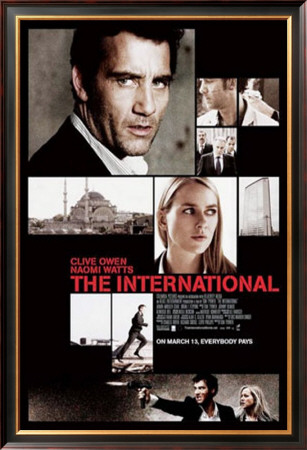 The International Posters