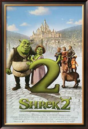 Shrek 2 Print