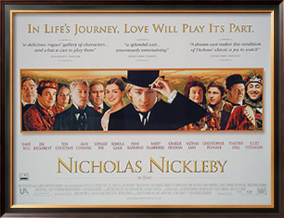 Nicholas Nickleby Prints