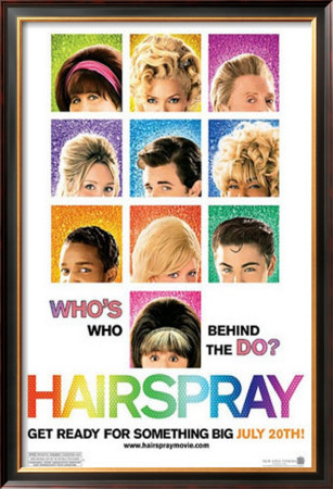 Hairspray Art
