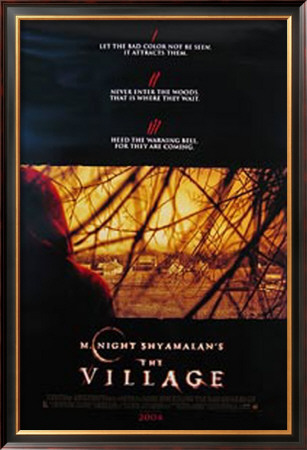 The Village Posters