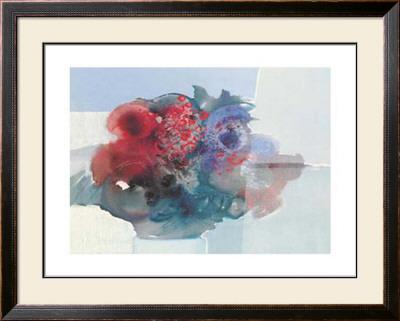 Blumen I Prints by Heinz Hock