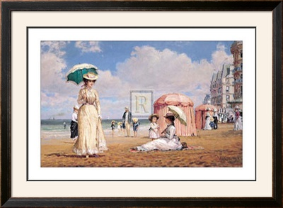 Carefree Days Art by Alan Maley