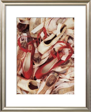 Satin Shoes Print by Harvey Edwards