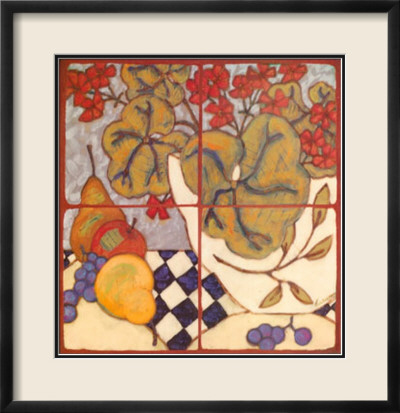 Arts and Crafts II Framed Art Print