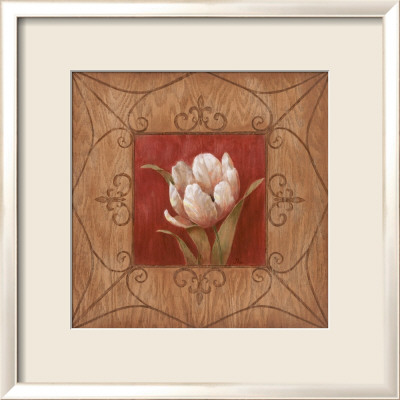 The Tulip Framed Art Print