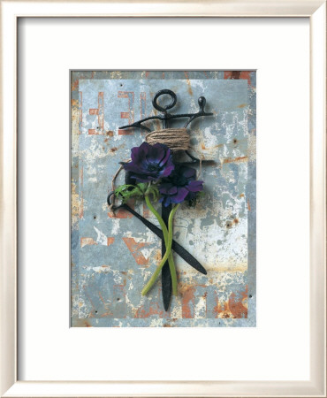 Twine Framed Art Print